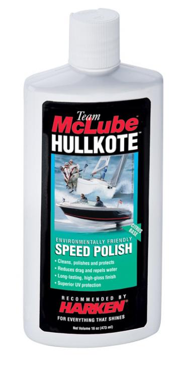 Team McLube - Hullkote