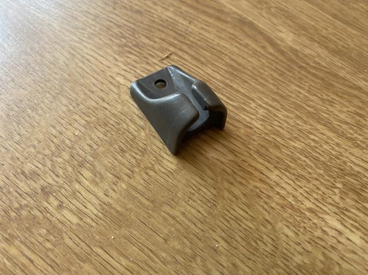 Segeleinfädler aus Aluminium für max. 9mm Vorliektau