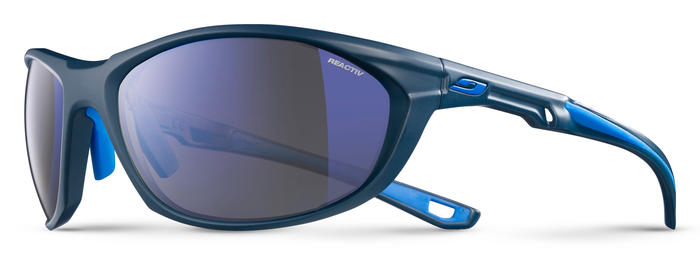 Julbo Race 2.0 - Reactiv Nautic 2-3 dunkelblau/blau
