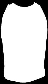 SEA - Lycra singlet - weiß