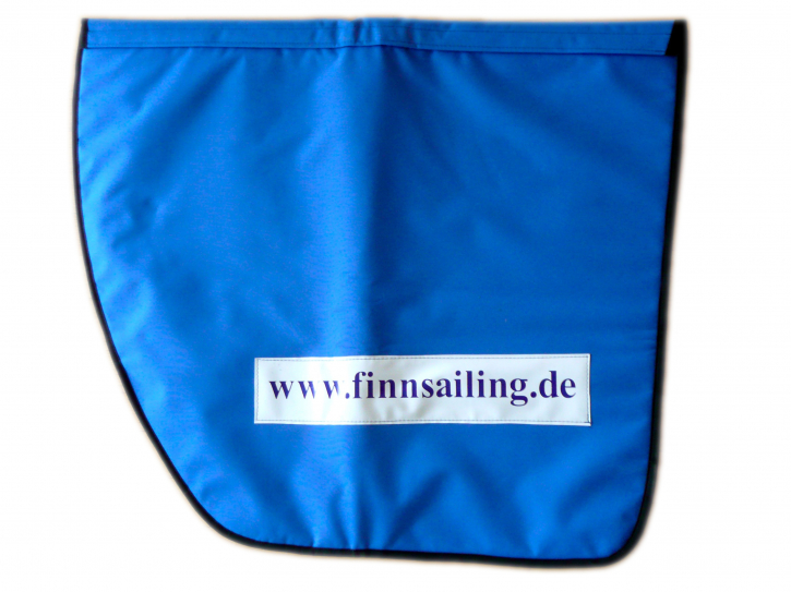 Finn centreboard cover with foam padded