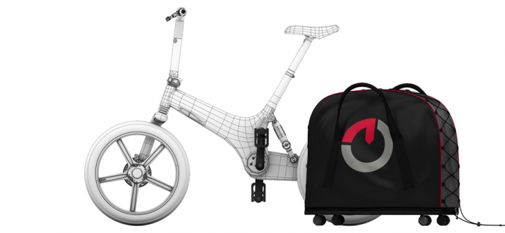 Gocycle G3 - Portablepack only