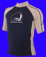 SEA - Neo Lycra Shirt - kurzarm