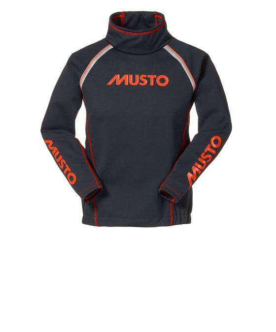 Musto Aqua Top - schwarz