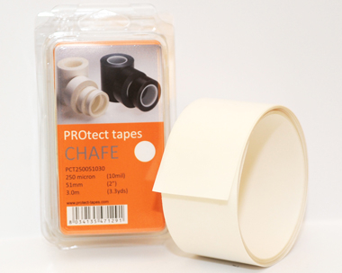 PROtect tapes - Chafe translucent 250 µm x 51 mm x 3 m
