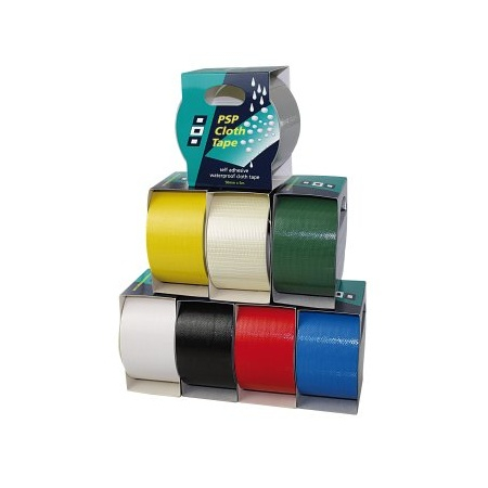 PSP- Cloth - Ducktape - self adhesive