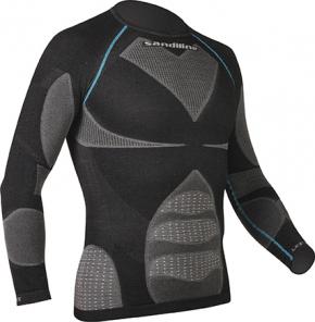 Sandiline - Baselayer Shirt Matrix - S/M
